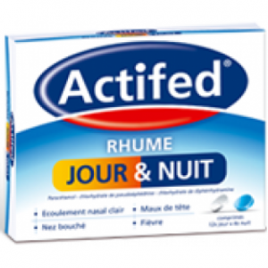 Actifed Jour/Nuit