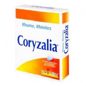 Coryzalia Rhume/rhinite
