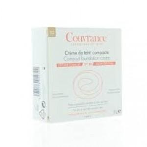 Crème de teint compacte confort