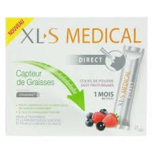 XL-S Médical Capteur de graisse sticks