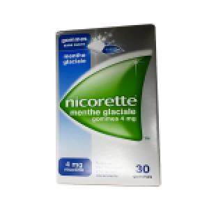 Nicorette 4 mg 30 gommes