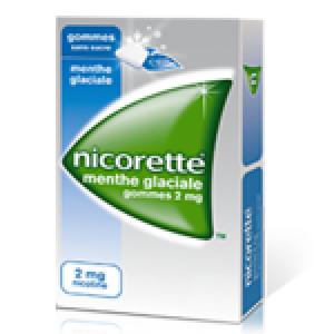 Nicorette 2mg 210 gommes