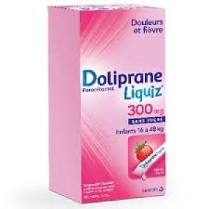 Doliprane Liquiz 300 mg