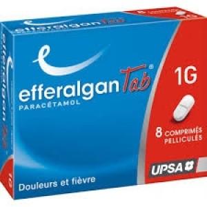 Efferalgan tabs 1000 mg