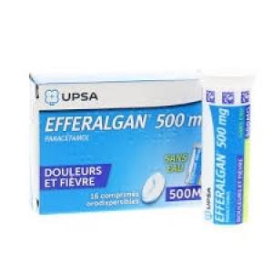 Efferalgan 500 mg orodispersible