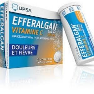 Efferalgan vitamine C