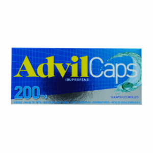 Advil caps 200 mg