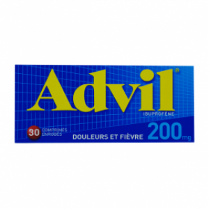 Advil 200 mg 30 cp