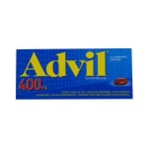 Advil 400 mg cp