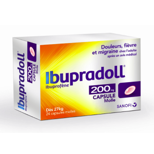 Ibupradoll caps 200mg