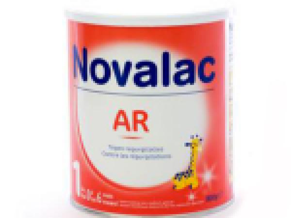 Novalac AR 1er âge