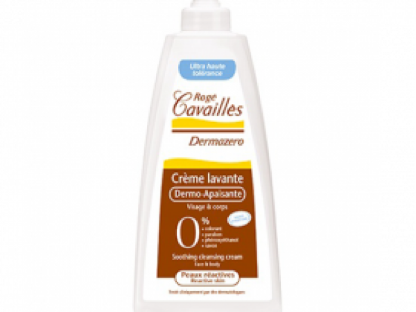 Dermazéro crème lavante dermo-apaisante 300ml
