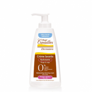 Dermazéro crème lavante hydratante 500 ml