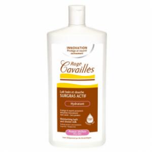 Lait bain et douche Surgras actif 750 ml