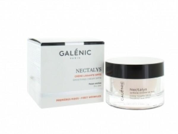 Nectalys crème lissante spf 15 Peaux sèches